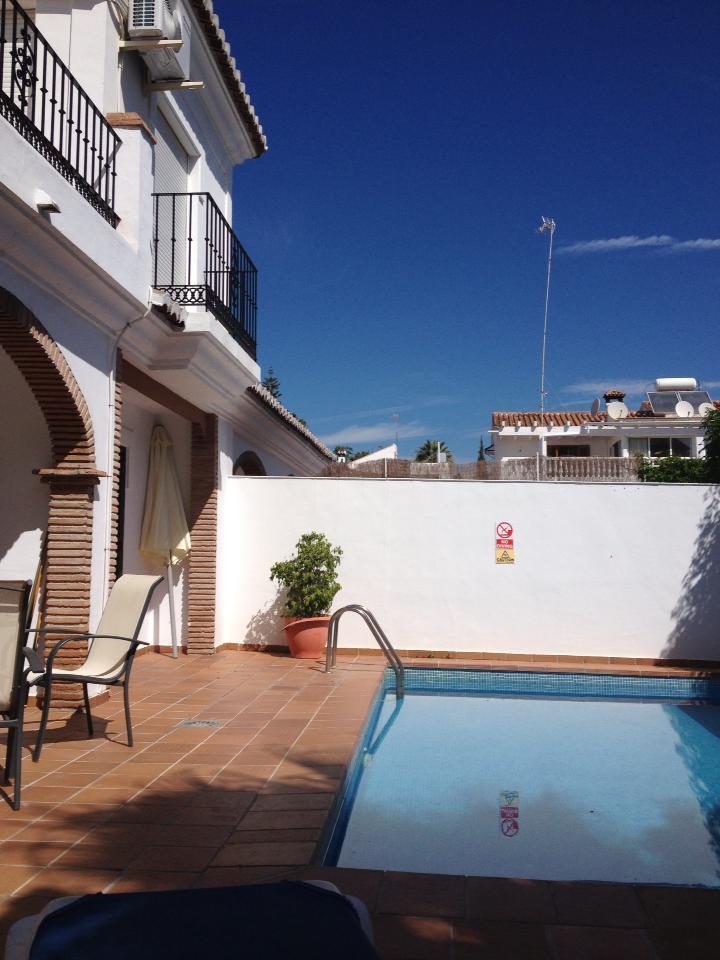 Villa Palomas Sol, Nerja.